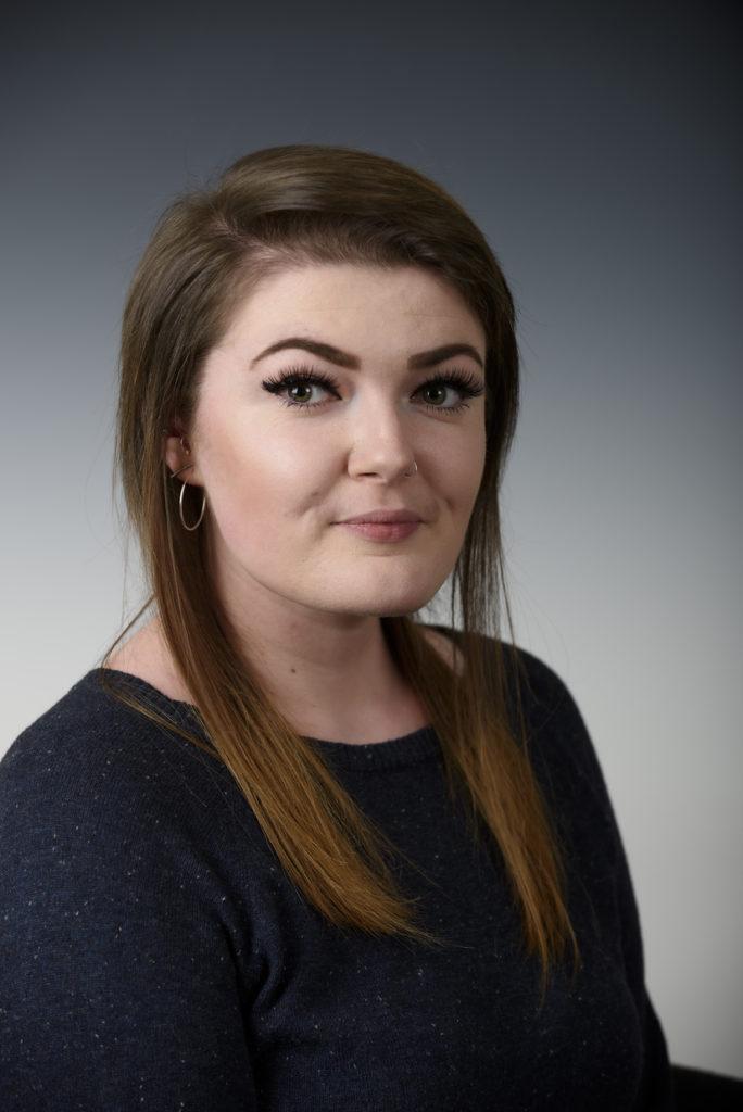 Hannah Leslie, Lead Administrator