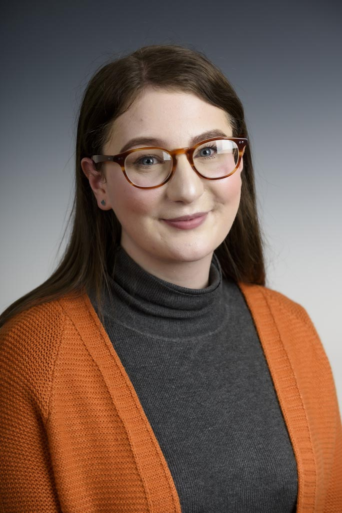 Female member of AES Solar staff headshot